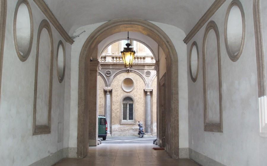 Palazzo Lante ( Roma )